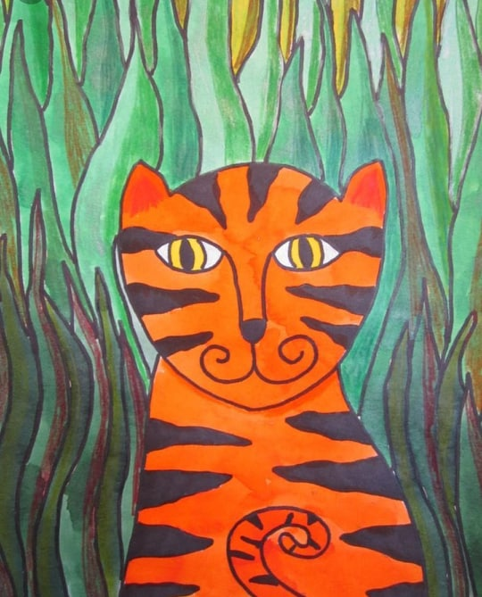 Kids and Teens: Rousseau's Jungle