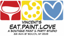 Vincent's Eat. Paint. Love.